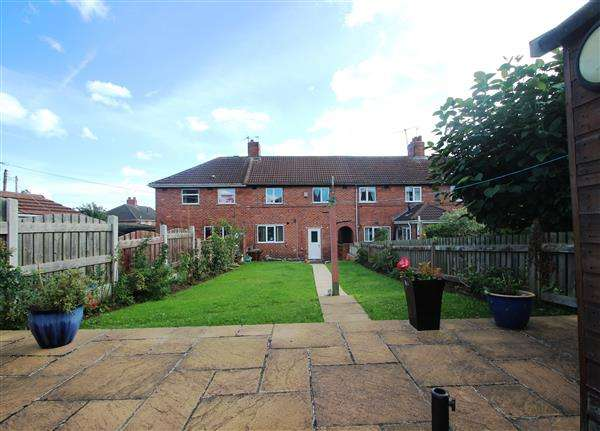 3 Bedrooms Terraced House for sale in Dorman Avenue, Upton