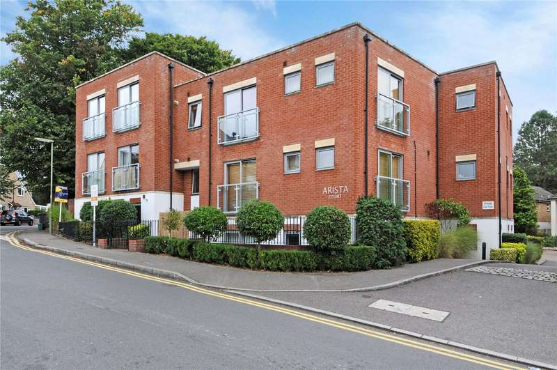 1 Bedroom Flat for sale in Arista Court, 88 Harvest Road, Egham, Surrey, TW20