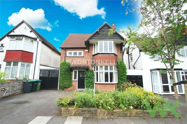 3 Bedrooms Detached House for sale in Devon Road, Warley Woods, West Midlands