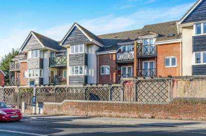 2 Bedrooms Flat for sale in St Denys, Southampton