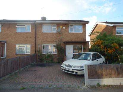 3 Bedrooms Semi Detached House for sale in Rainham, Essex, United Kingdom