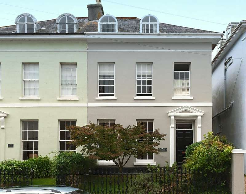 5 Bedrooms Town House for sale in Bellfield House, 122 Fore Street, Kingsbridge