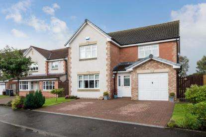 4 Bedrooms Detached House for sale in Glen Shee Court, Carluke