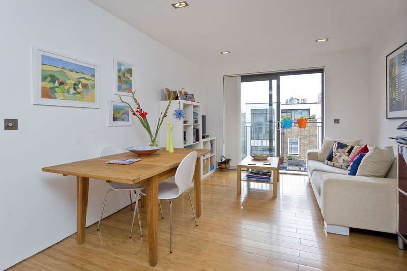 1 Bedroom Flat for sale in Kingsland Road, Dalston, E8