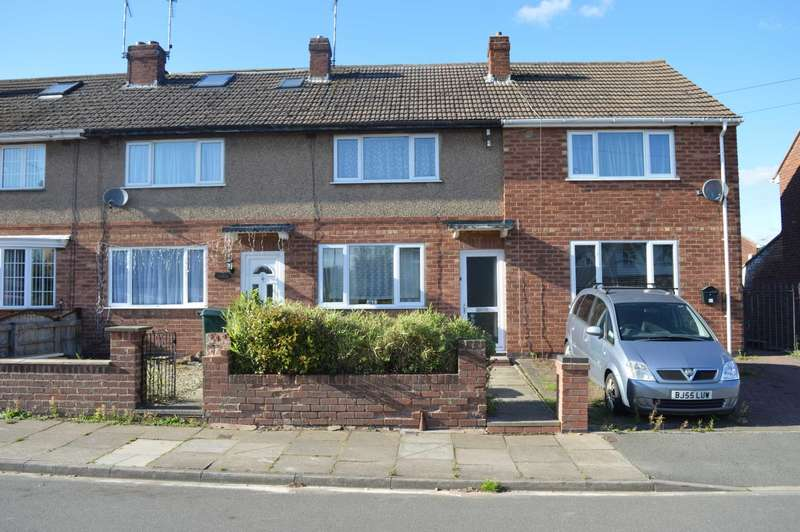 2 Bedrooms Terraced House for sale in Aldbury Rise, Allesley Park, Coventry, CV5