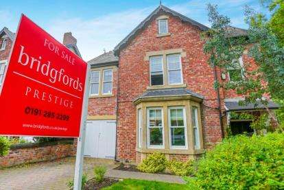 6 Bedrooms Detached House for sale in East Avenue, Newcastle upon Tyne, Tyne and Wear, NE12