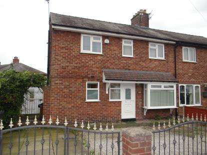 4 Bedrooms Semi Detached House for sale in Statham Avenue, Warrington, Cheshire