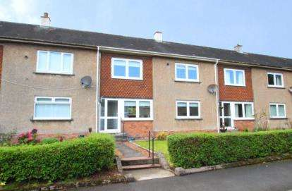 2 Bedrooms Terraced House for sale in Bothwell Place, Paisley, Renfrewshire