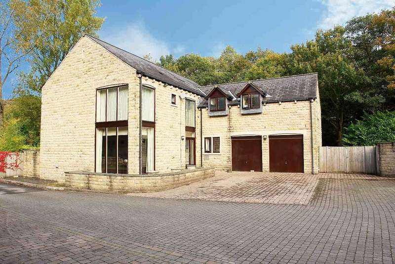 4 Bedrooms Detached House for sale in Waterside, Greenfield, Saddleworth