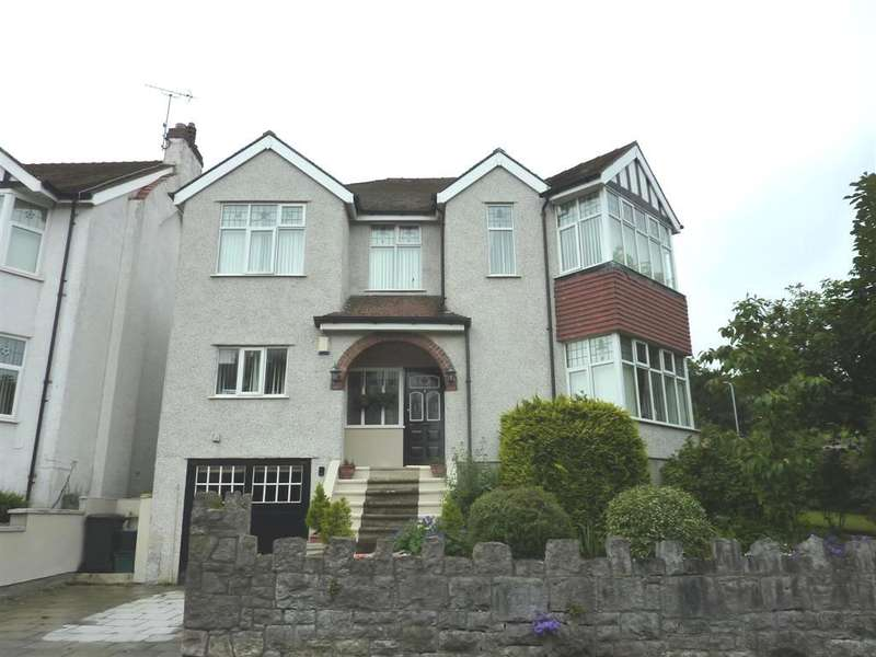 4 Bedrooms Detached House for sale in Riviers Avenue, Colwyn Bay, Conwy, LL29 7DP