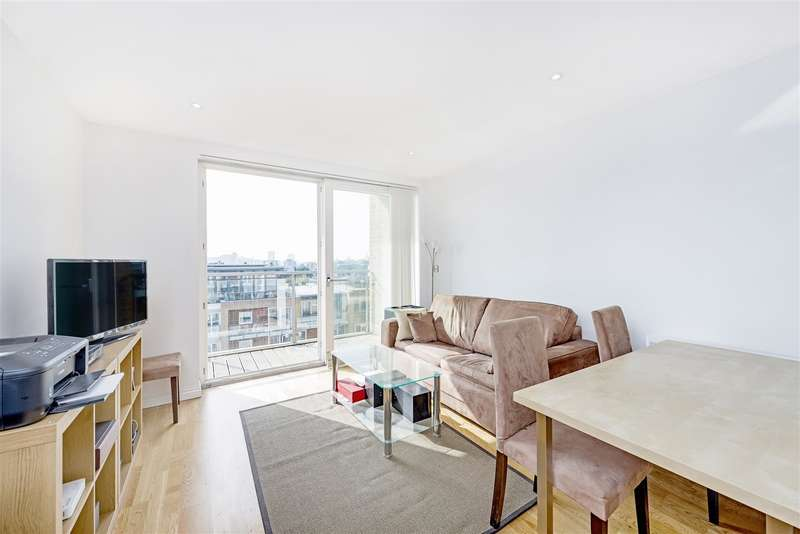 1 Bedroom Flat for sale in Viridian Apartments, 75 Battersea Park Road, Nine Elms, London SW8