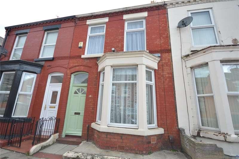 2 Bedrooms Terraced House for sale in Bagot Street, Wavertree, Liverpool, L15