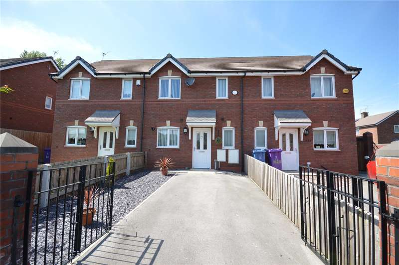 3 Bedrooms Terraced House for sale in Lee Park Avenue, Gateacre, Liverpool, L25