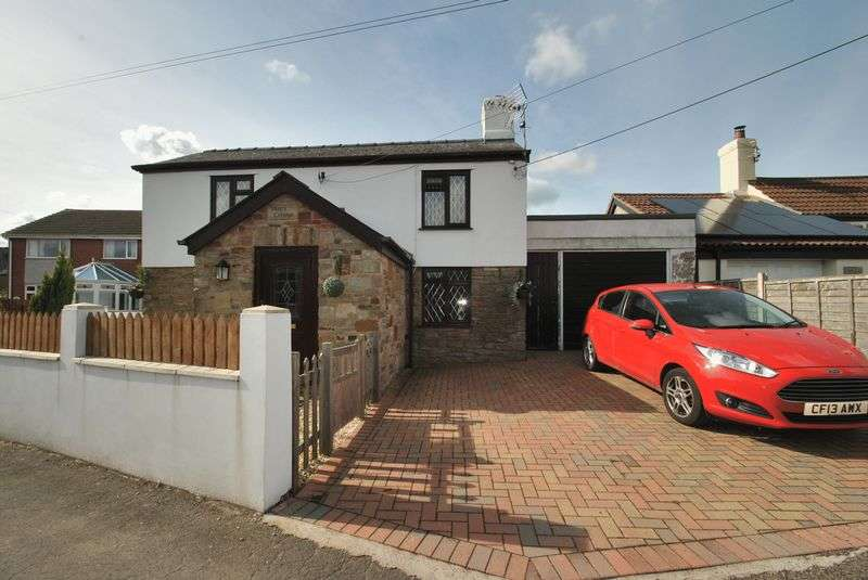 3 Bedrooms Cottage House for sale in Broadwell, Nr. Coleford, Gloucestershire