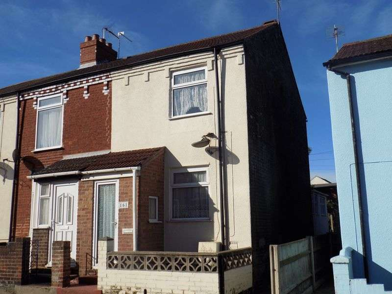 2 Bedrooms Terraced House for sale in Bells Road, Gorleston, Great Yarmouth