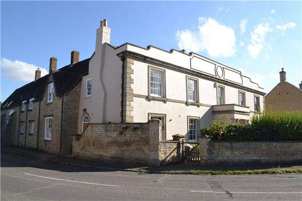 3 Bedrooms Terraced House for sale in Church Street, Ducklington, WITNEY, Oxfordshire, OX29 7UQ