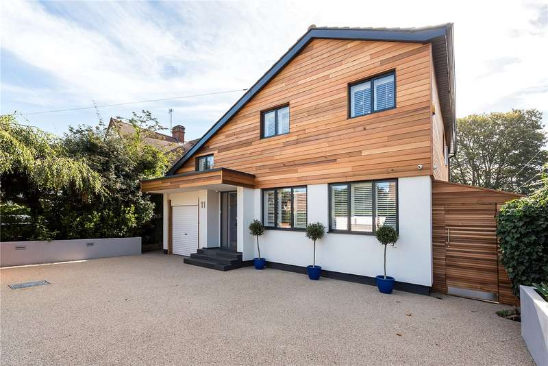 4 Bedrooms Detached House for sale in Bank Lane, Kingston upon Thames, KT2