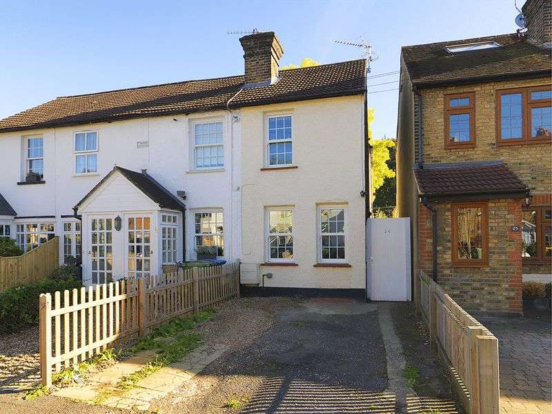 2 Bedrooms House for sale in Rushett Close, Thames Ditton, KT7