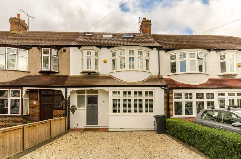 5 Bedrooms House for sale in Westway, Raynes Park, SW20