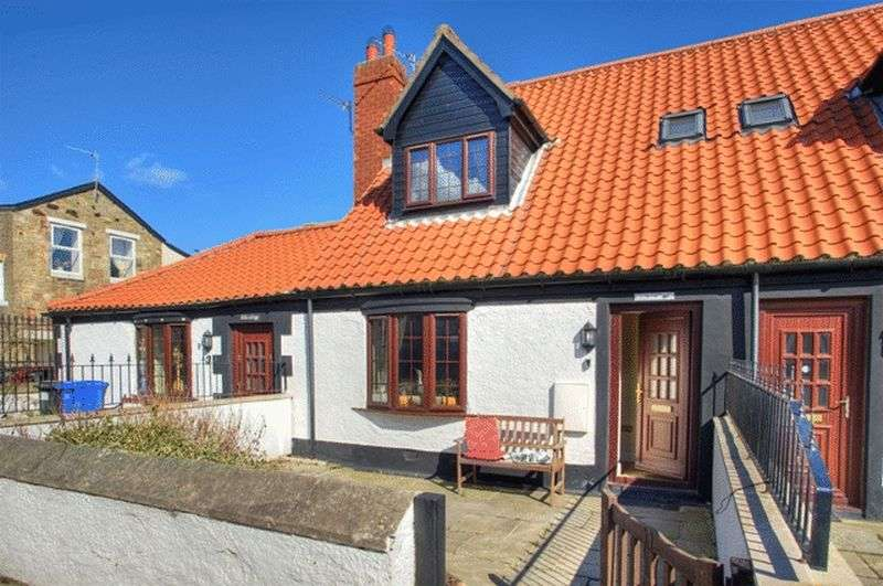 2 Bedrooms Terraced House for sale in Union Street, Seahouses