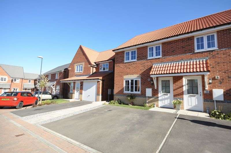 3 Bedrooms Terraced House for sale in Wagtail Crescent, Whitby