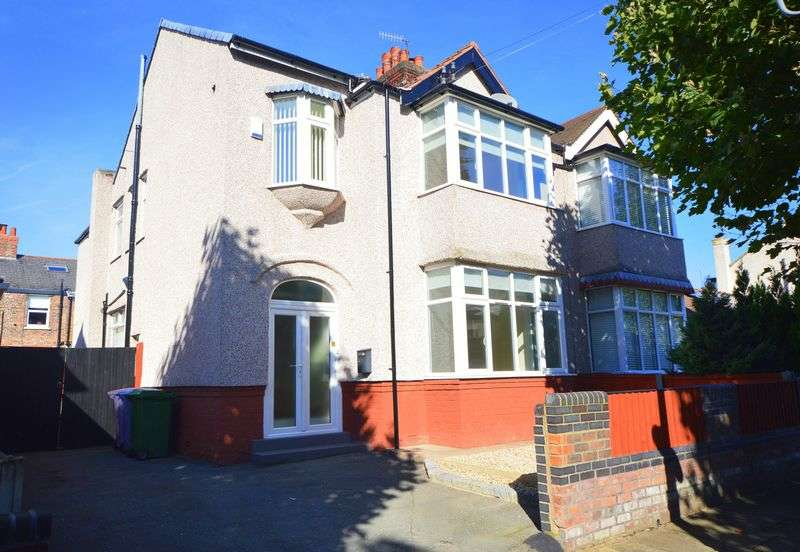 4 Bedrooms Semi Detached House for sale in Lynmouth Road, Aigburth