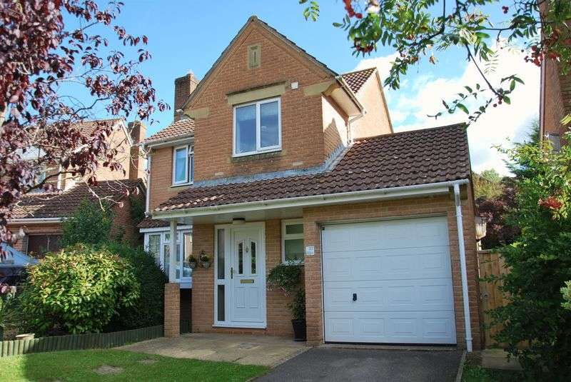 3 Bedrooms Detached House for sale in Angler Road, Fugglestone Red, Salisbury