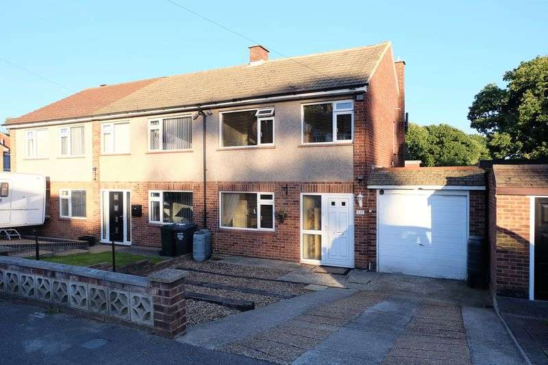3 Bedrooms Semi Detached House for sale in Summerhouse Drive, Bexley