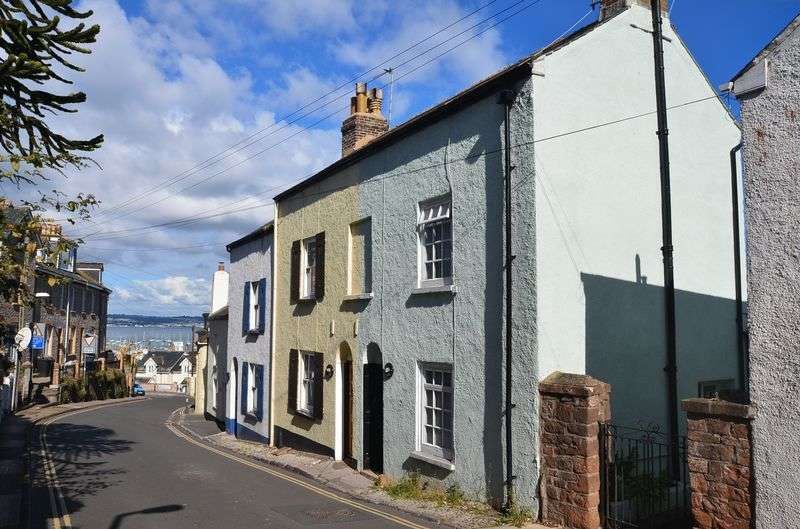 2 Bedrooms Terraced House for sale in RANSCOMBE ROAD BRIXHAM