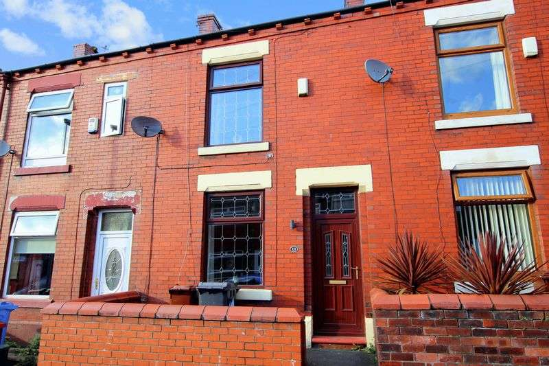2 Bedrooms Terraced House for sale in Houghton Street, Oldham, Greater Manchester OL2