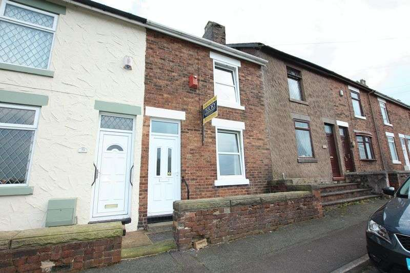 2 Bedrooms Terraced House for sale in Newpool Terrace, Biddulph