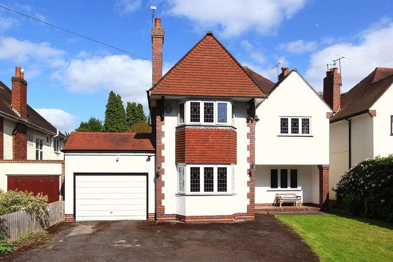 4 Bedrooms Detached House for sale in TETTENHALL, Wergs Hall Road