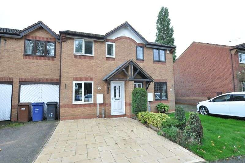2 Bedrooms Terraced House for sale in Lingfield Road, Branston