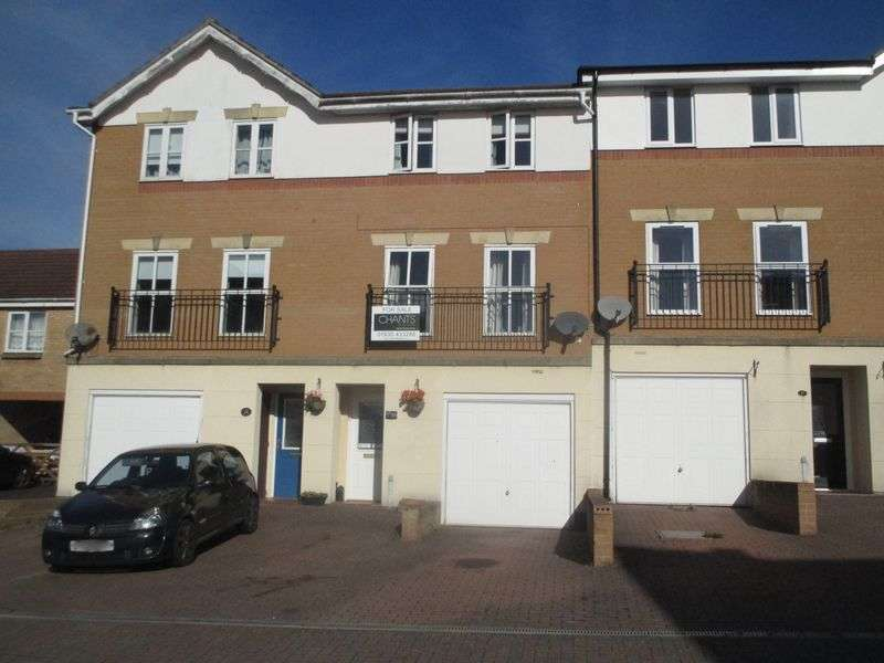 4 Bedrooms Terraced House for sale in Ermine Street, Yeovil