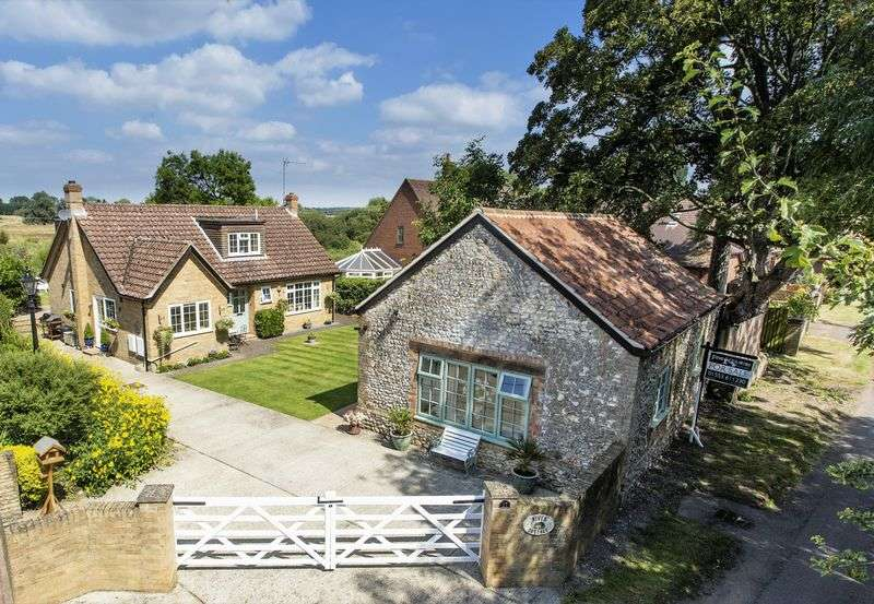 3 Bedrooms Detached House for sale in River Cottage, Whittington