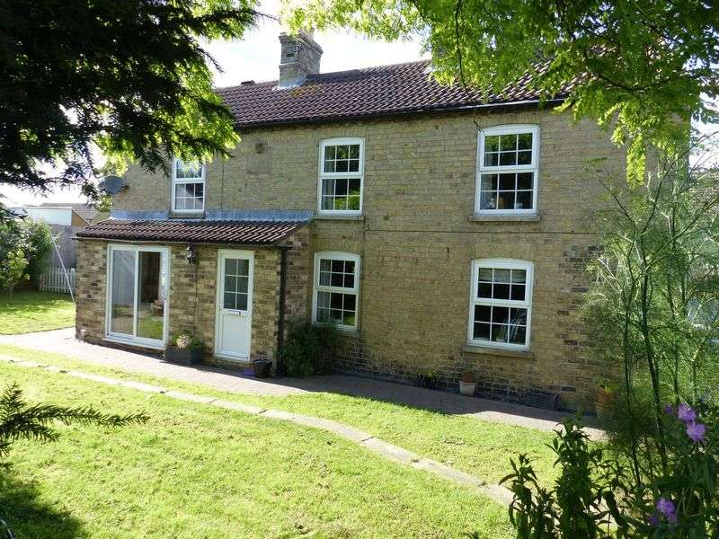 3 Bedrooms Detached House for sale in Main Road, Langworth