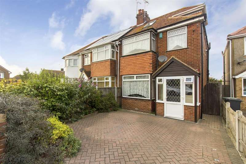 4 Bedrooms Semi Detached House for sale in Westfield Road, Margate