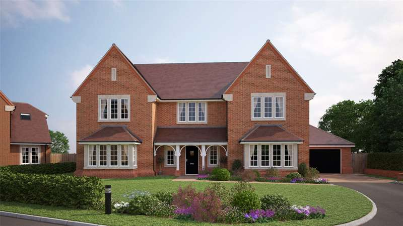 5 Bedrooms Detached House for sale in Priest Hill Heights, Reigate Road, Epsom, Surrey, KT17