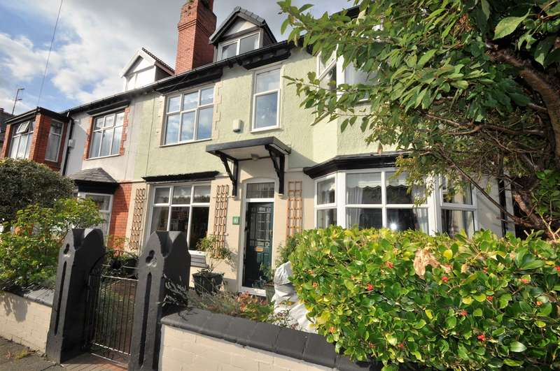 6 Bedrooms House for sale in Seafield Drive, Wallasey
