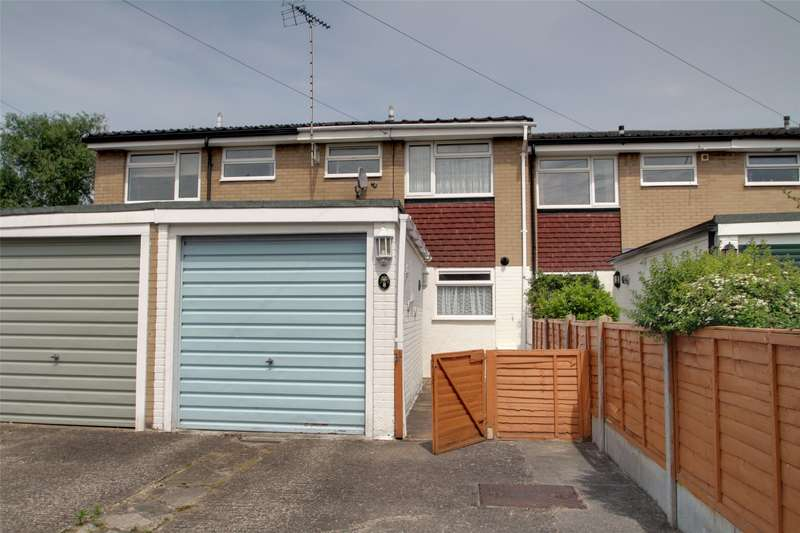2 Bedrooms Terraced House for sale in Linden Way, Shepperton, Surrey, TW17