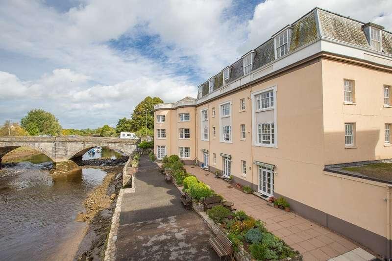 1 Bedroom Apartment Flat for sale in 40 Seymour Court, Bridgetown, Totnes