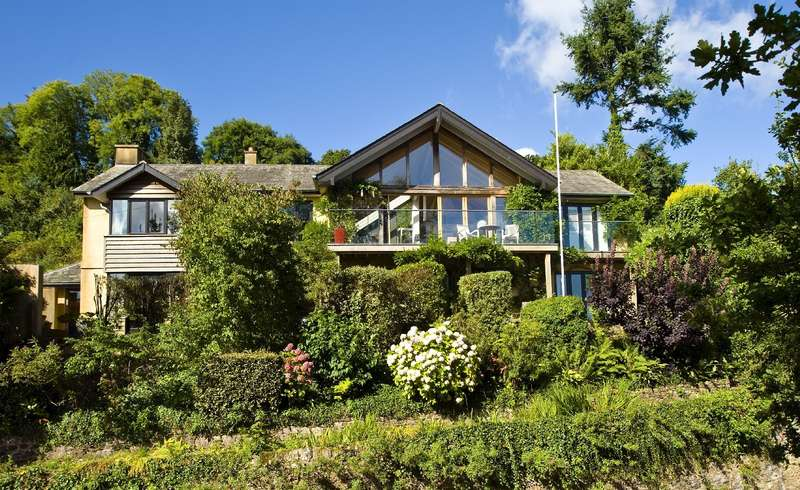 4 Bedrooms Detached House for sale in Winterfold, The Level, Dittisham, Nr Dartmouth