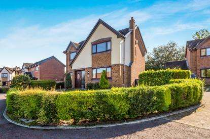 4 Bedrooms Detached House for sale in Cherry Trees, Lostock Hall, Preston, Lancashire, PR5