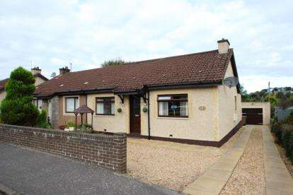 4 Bedrooms Semi Detached House for sale in Foulford Road, Cowdenbeath