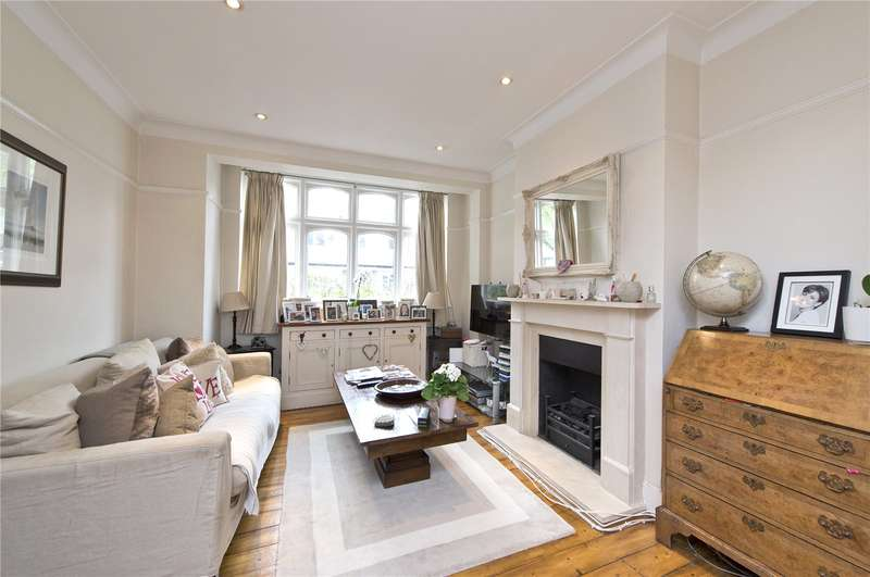 4 Bedrooms Terraced House for sale in Ripley Gardens, London, SW14