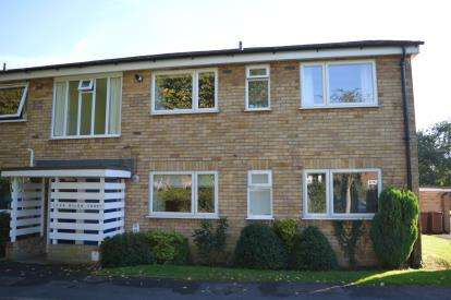 2 Bedrooms Flat for sale in Willow Court, Tamworth Road, Lichfield, Staffordshire