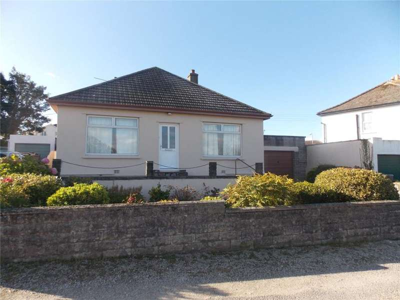 3 Bedrooms Detached Bungalow for sale in Bodriggy Villas, Hayle