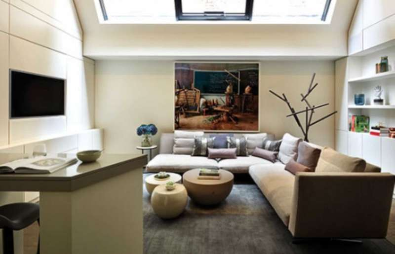 1 Bedroom Mews House for sale in Gilston Road, Kensington