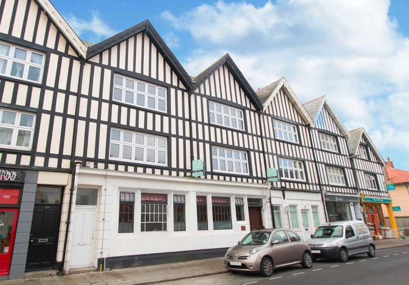 2 Bedrooms Maisonette Flat for sale in Rowlands Road