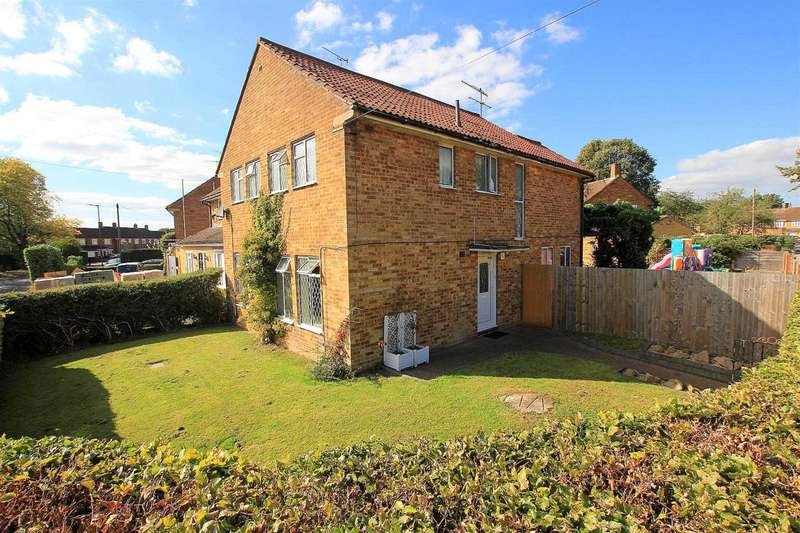 4 Bedrooms Semi Detached House for sale in 4 BED WITH DEVELOPMENT POTENTIAL, CORNER OF Abel Close, Hemel Hempstead